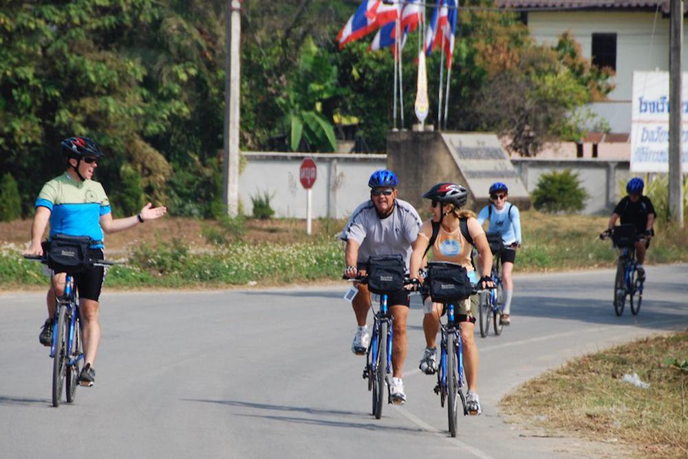 Vietnam, biking