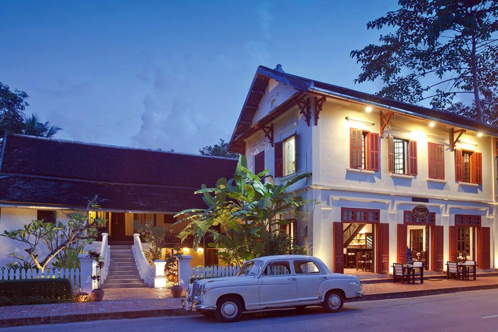 3 Nagas Hotel, Luang Prabang, Laos. Photo: 3 Nagas Luang Praban Mgallery by Sofitel.