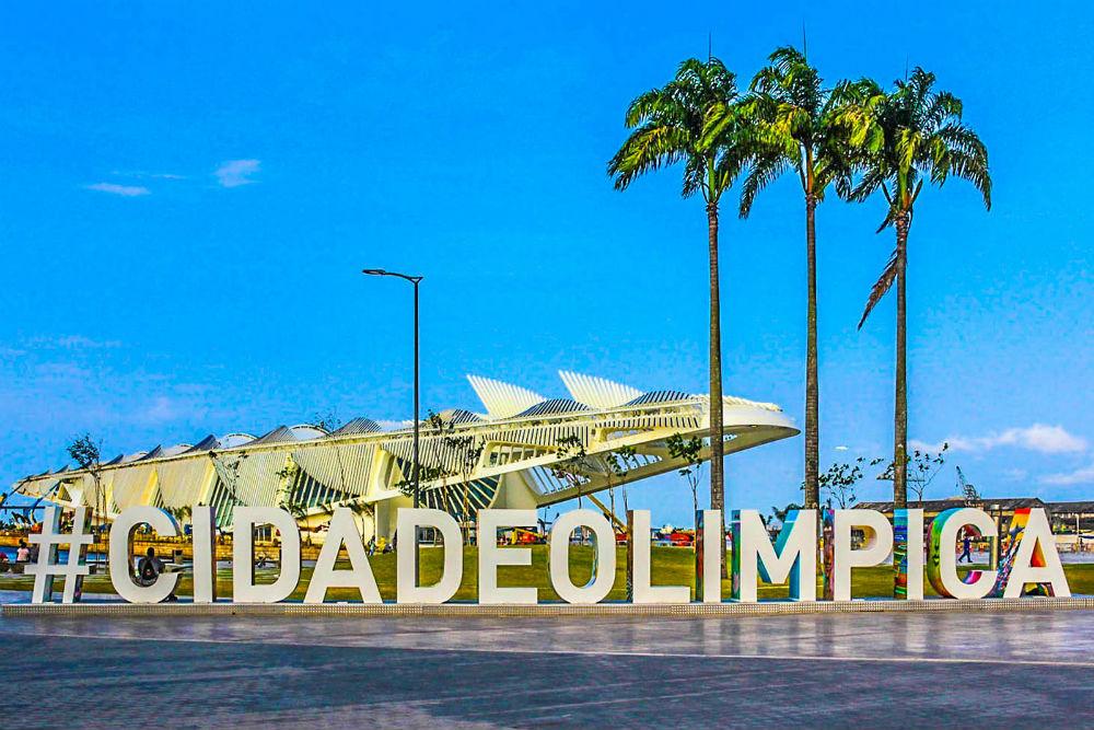 Olympic City, Rio de Janeiro.