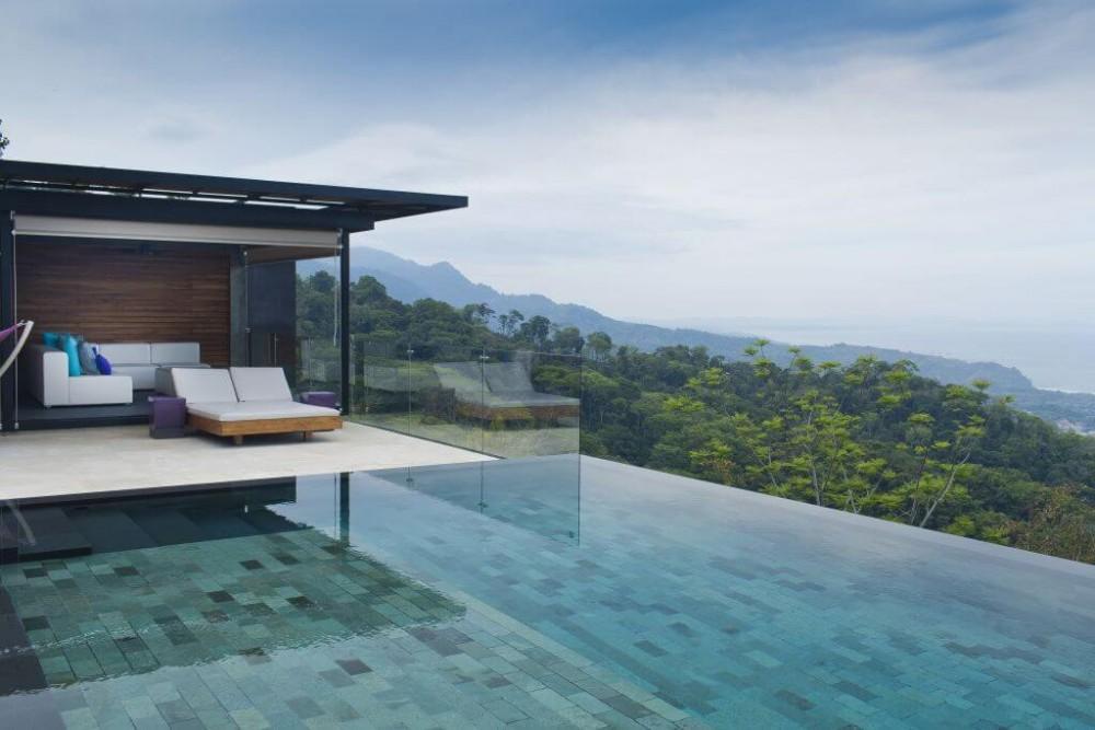 Pool at Kura Design Villas Cost Rica