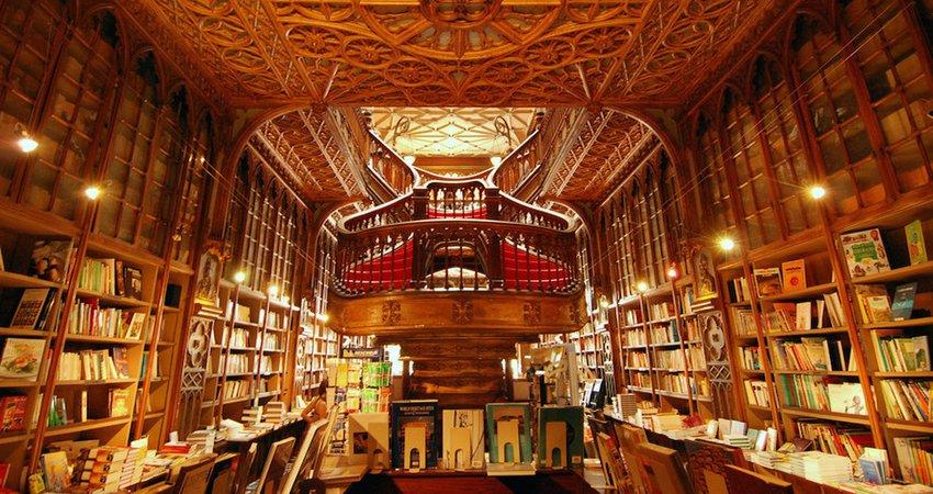 Livraria Lello, Porto bookstore