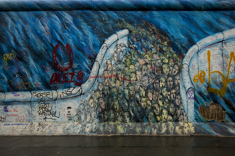 Berlin Wall, Germany. Photo: Context Travel
