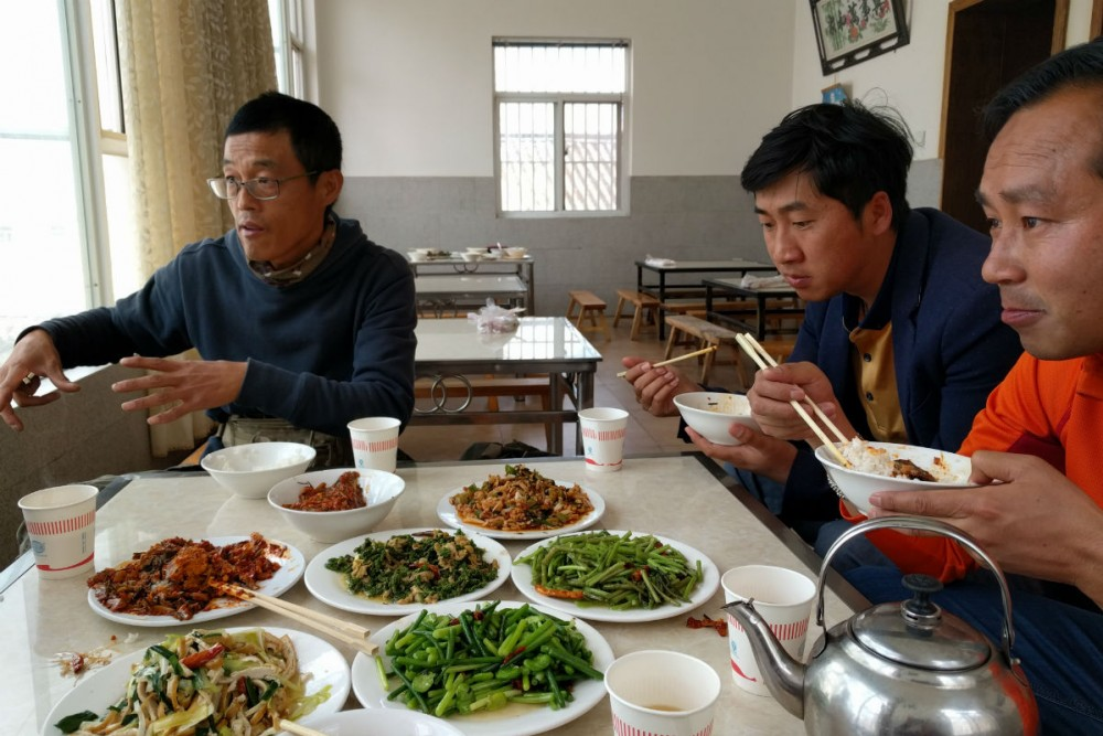 Eating like a local in Dali, Yunnan Province, China