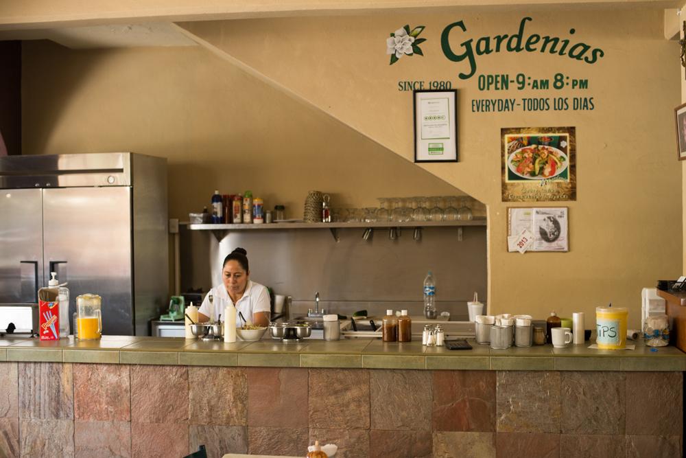 Tacos Gardenias, Cabo, Mexico