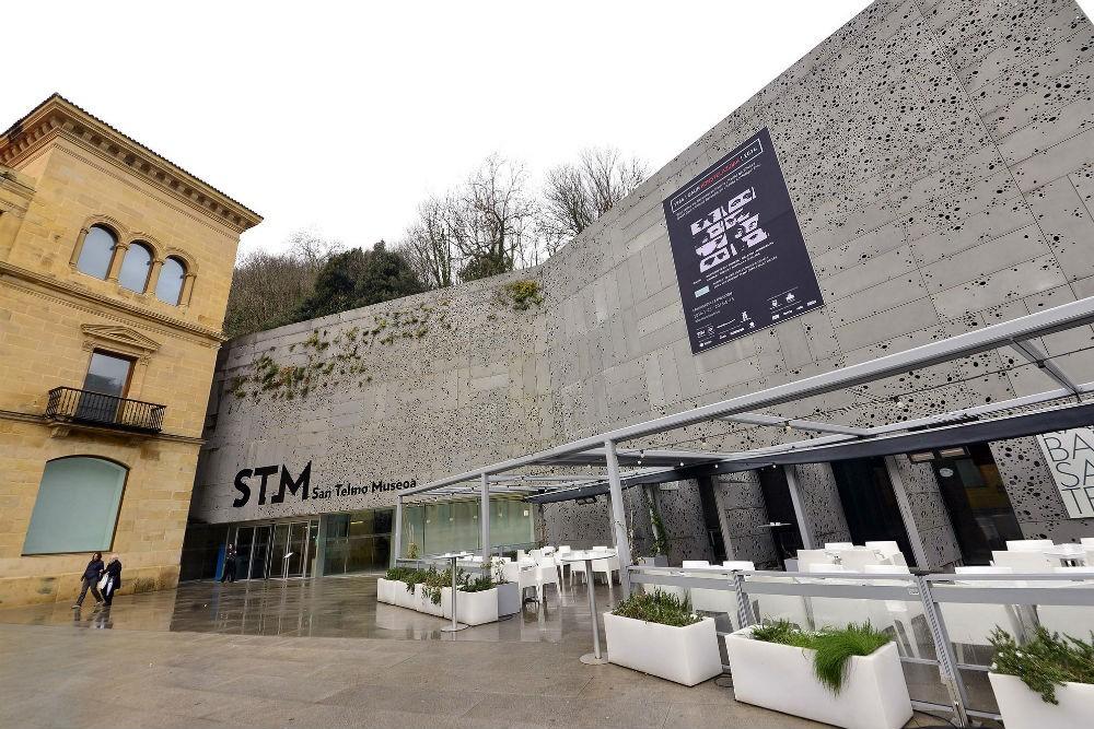San Telmo Museum, San Sebastian, Spain
