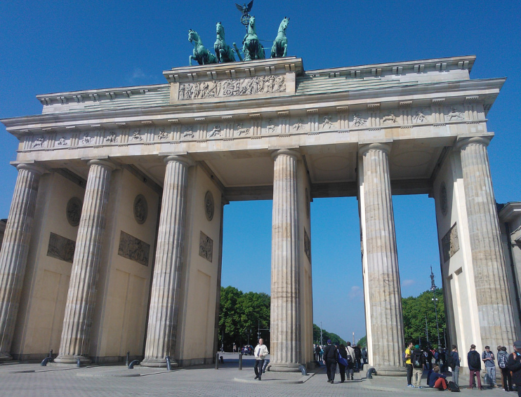Brandenburg Gate, Berlin. Photo: Context Travel