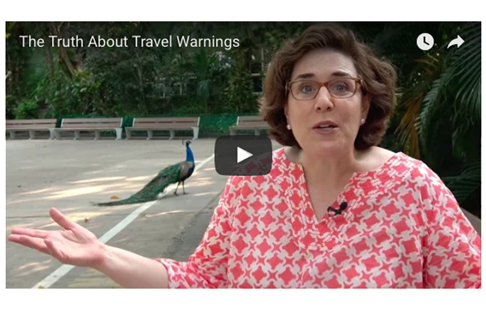 The truth about Travel Warnings