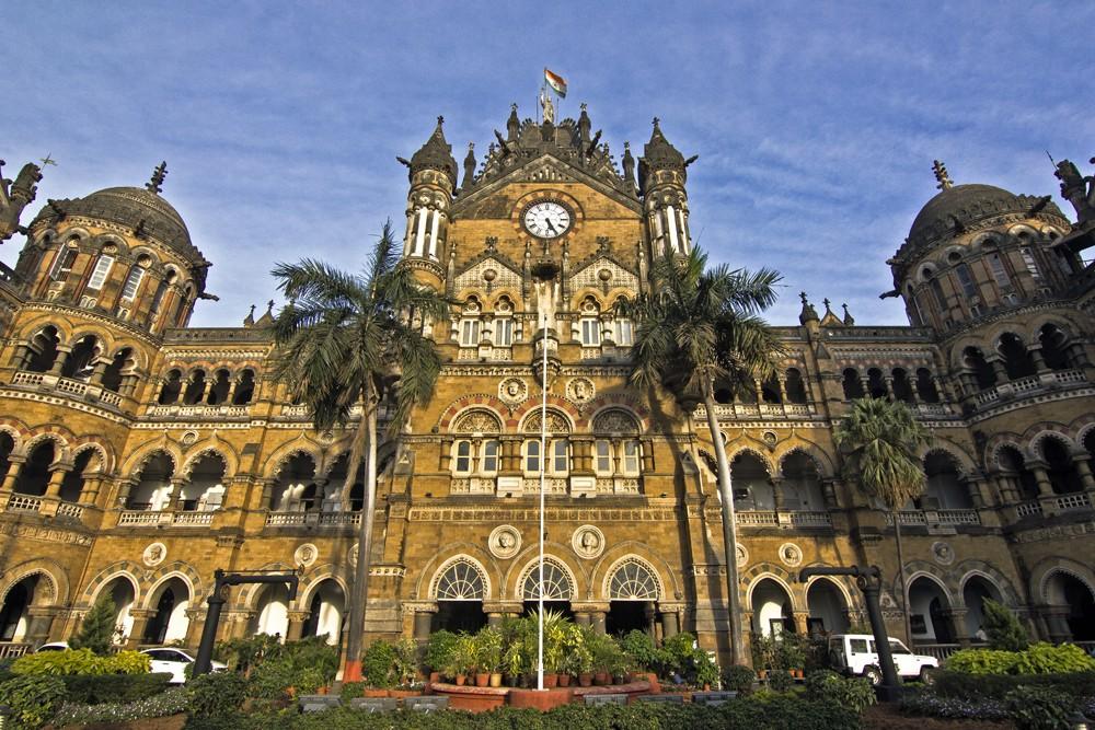 Victoria Terminus, Mumbai, India