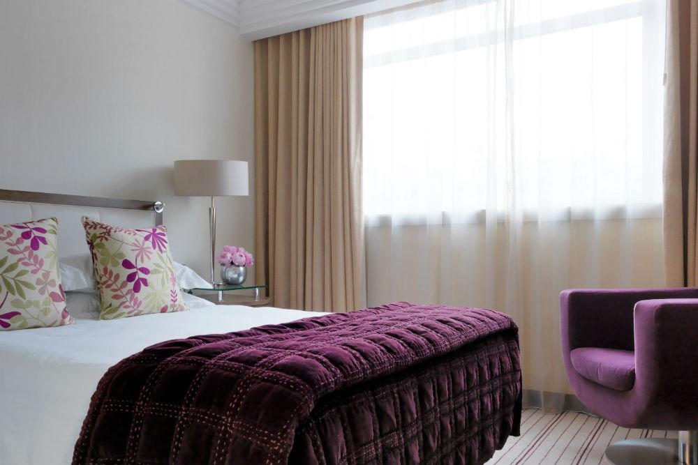 The Marylebone hotel London bedroom