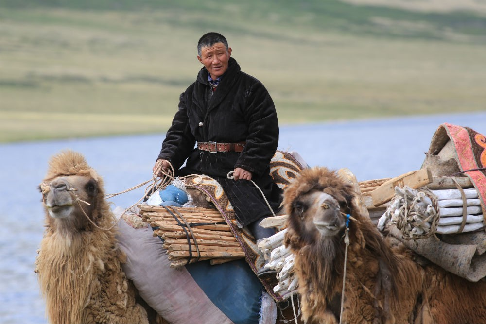 Mongolia nomads. Photo: Nomadic Expeditions