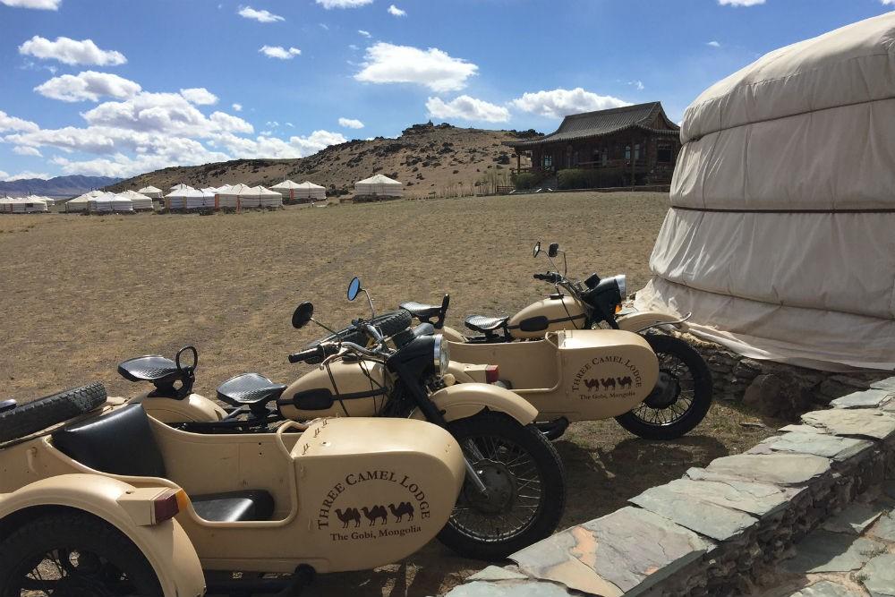 Three Camel Lodge. Photo: Nomadic Expeditions