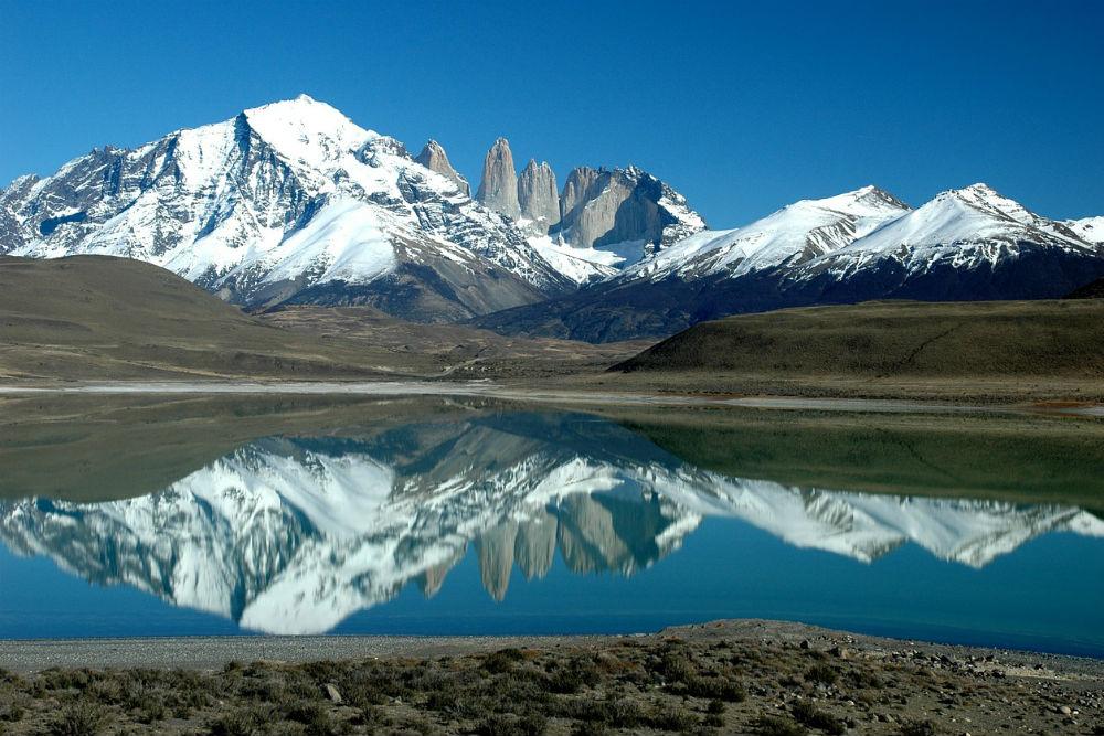 Cerro Torre, Chile, Patagonia