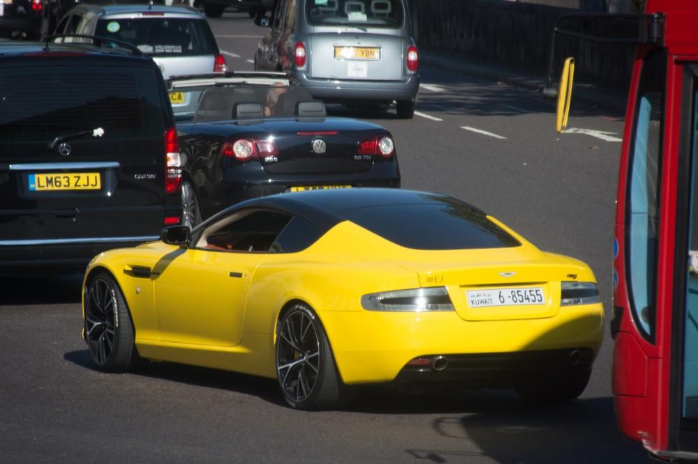 Aston Martin, Piccadilly Street