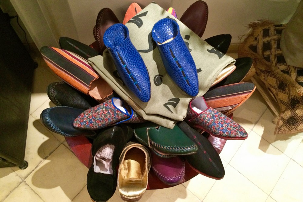 ...shoes..