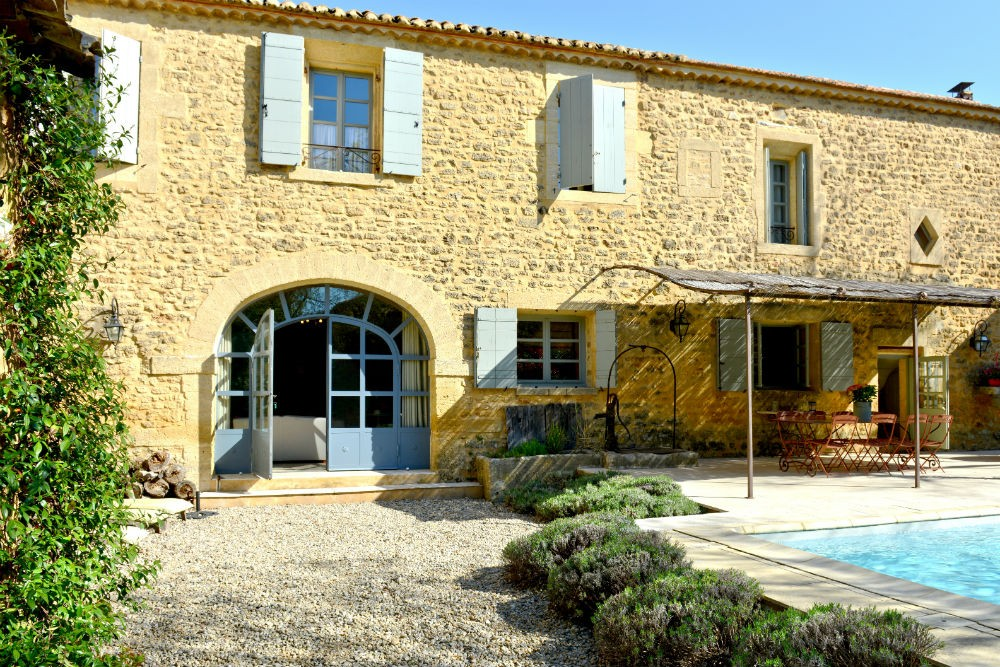 vacation rental in Vers-Pont-du-Gard, France