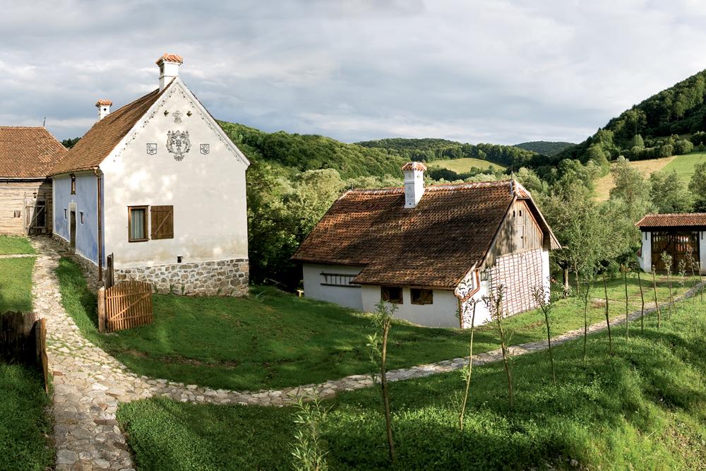 Valena Zalanului, guesthouses, Romania