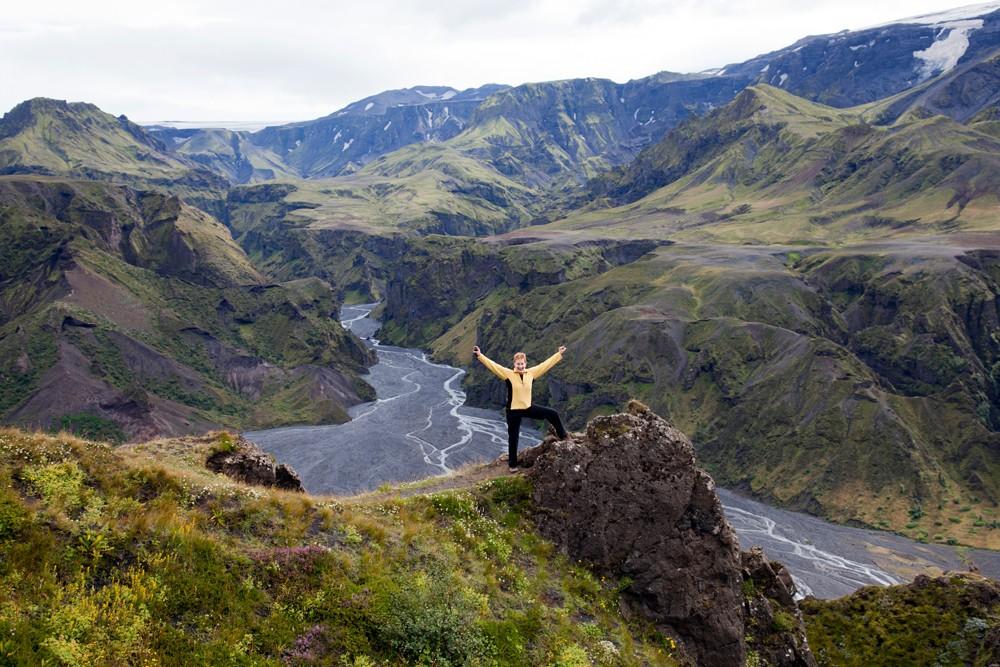 Iceland walking trips
