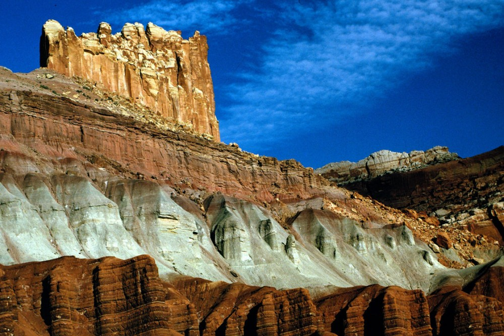 The Castle, Capitol Reef National Park, Utah. Photo: National Park Service