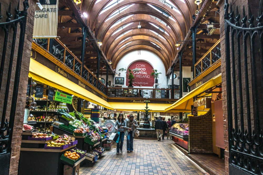 The English Market, Cork, Ireland