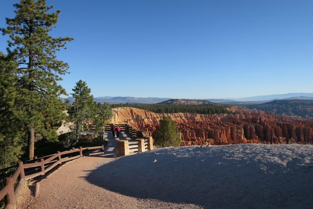 Morning in Bryce Canyon National Park, Utah