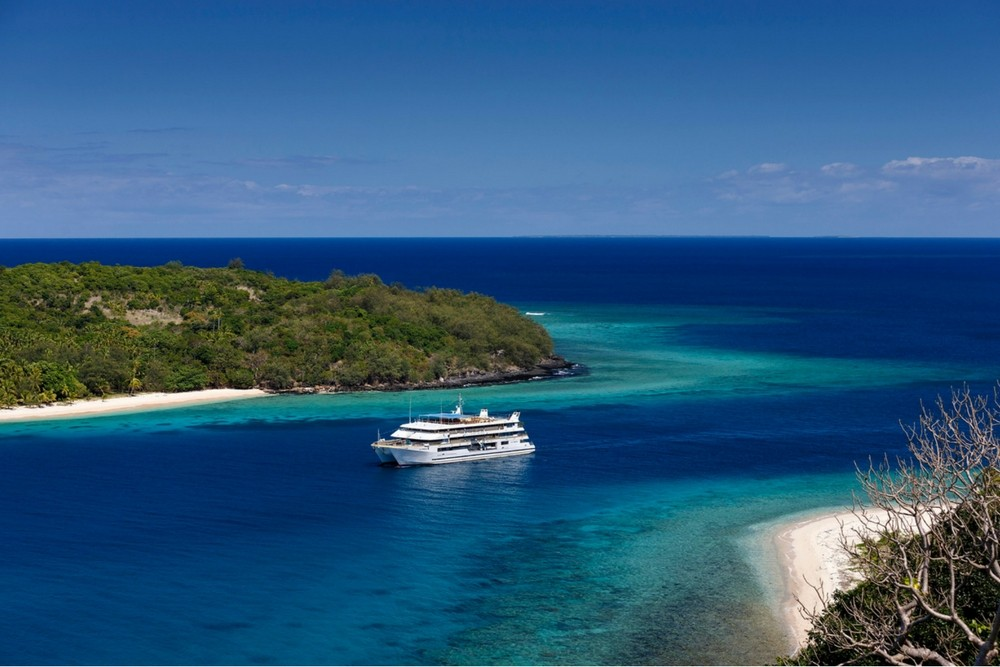 Blue Lagoon, Fiji