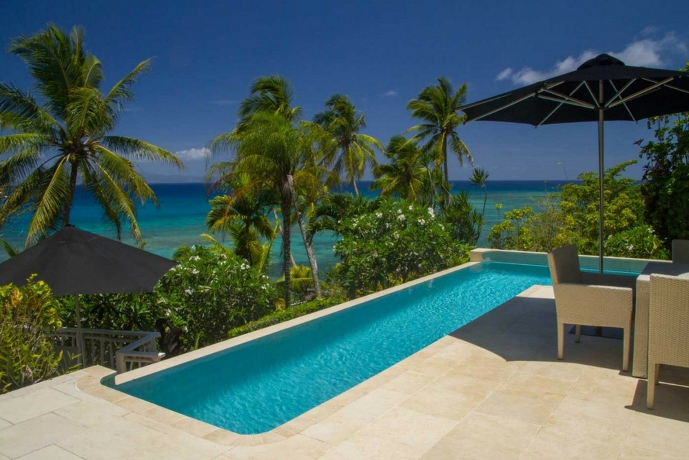 Villa at the Taveuni Palms Resort, Fiji