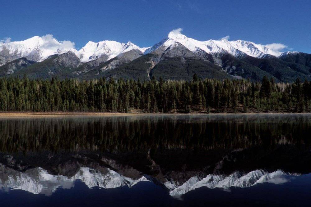 Kootenay National Park, Canada. Photo: Parks Canada/C. Siddal