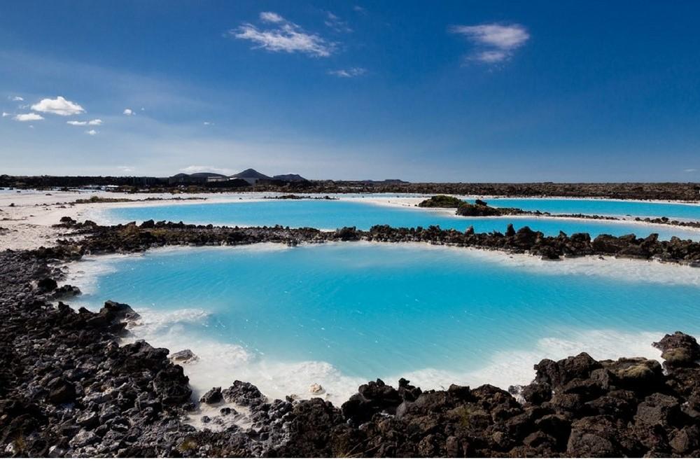 Volcanic scenery, Iceland