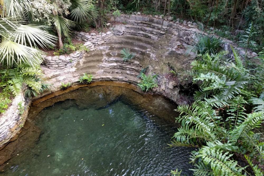 Grand Velas Riviera Maya cenote Mexico
