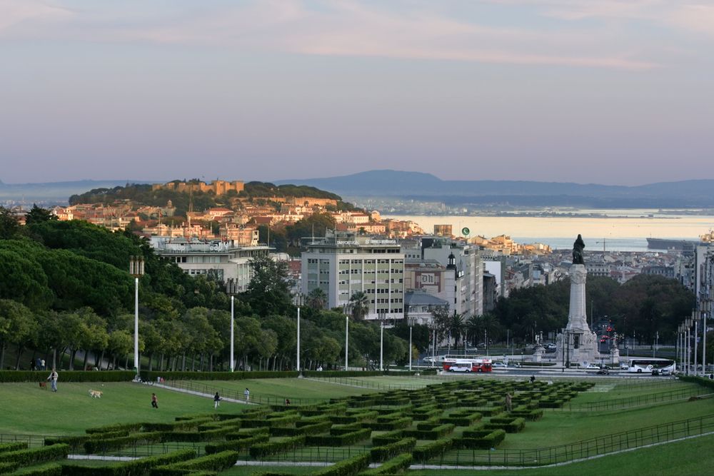 Park Eduardo VII, Lisbon, Portugal. Photo: Lisbon Tourism Board