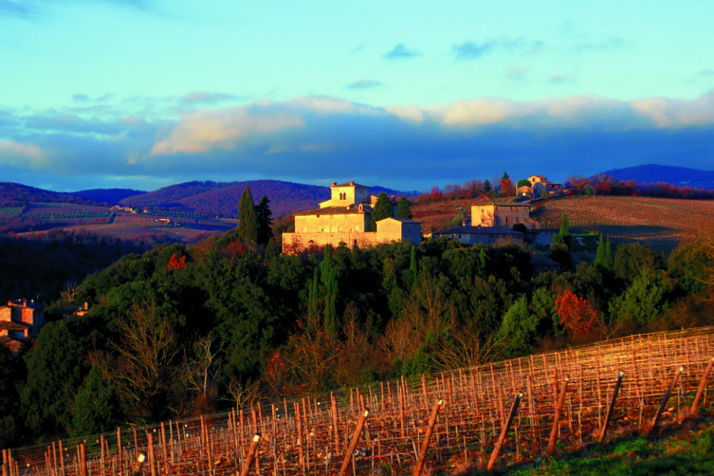 Chianti, Tuscany, Italy. Photo: Italy Tourism Board