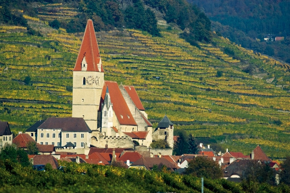 The Wachau Valley, Austria