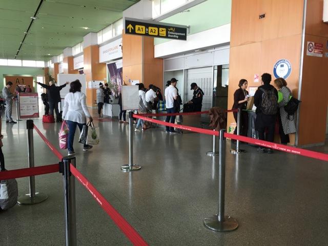 Air Maroc Electronic Ban
