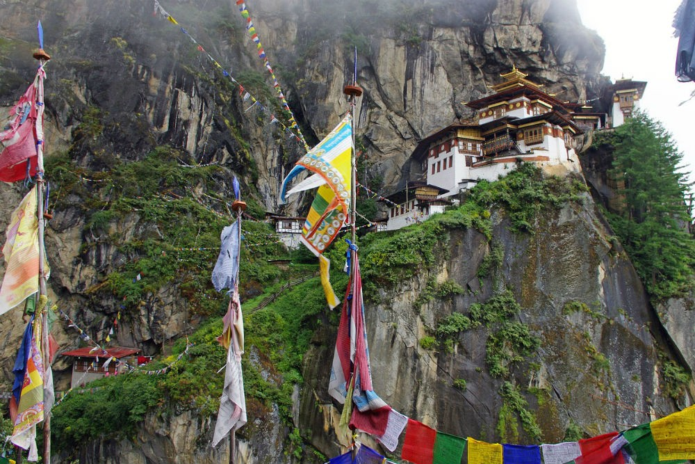 Tiger's Nest Temple, Bhutan