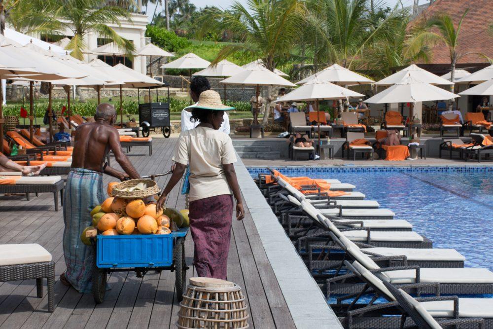 Anantara Peace Haven Resort in Tangalle, Sri Lanka