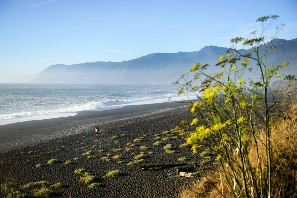 BlackSandBeach Lost Coast California