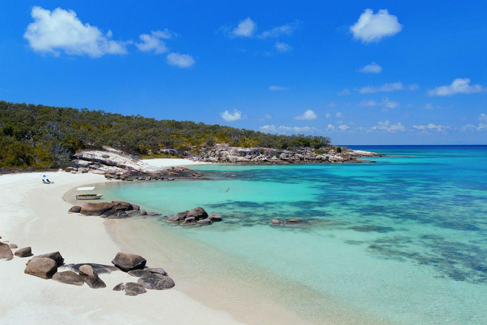 Lizard Island, Great Barrier Reef Australia