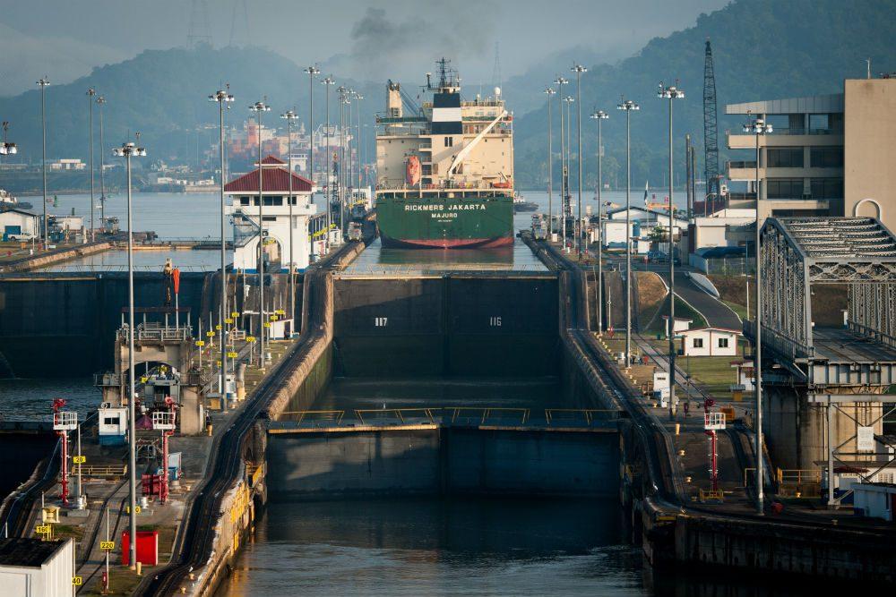 Miraflores Locks Panama