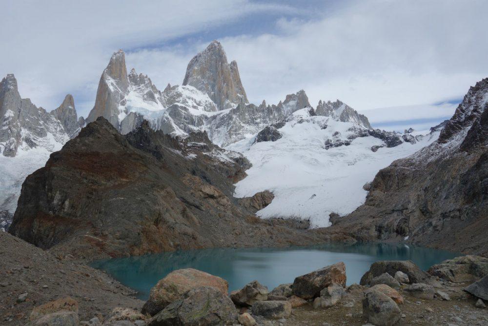 The Laguna de los Tres Patagonia