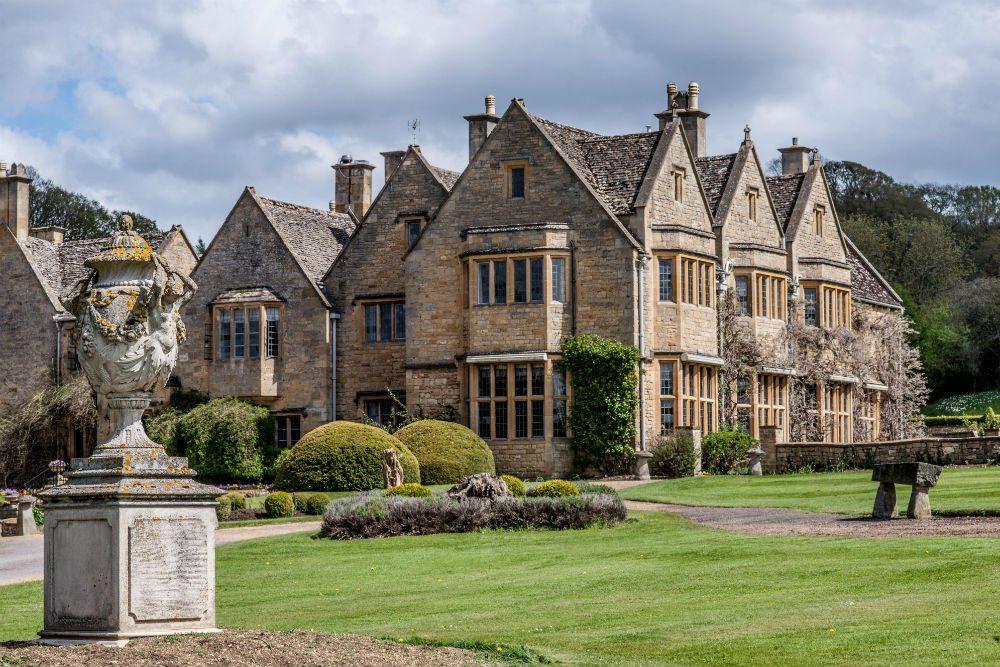 Buckland Manor, England.