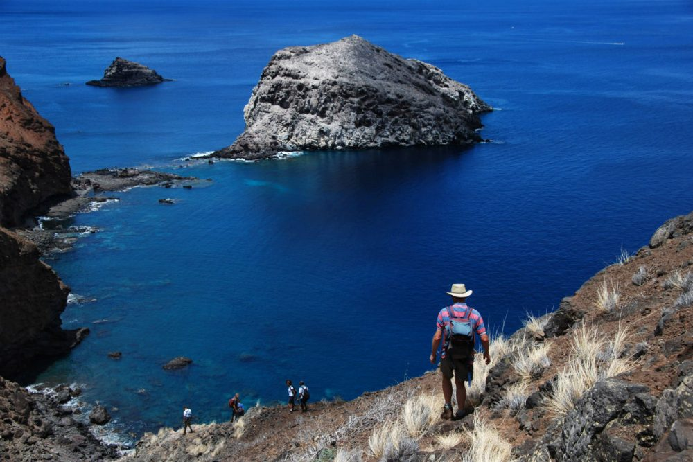 Old Woman's Valley, St. Helena island