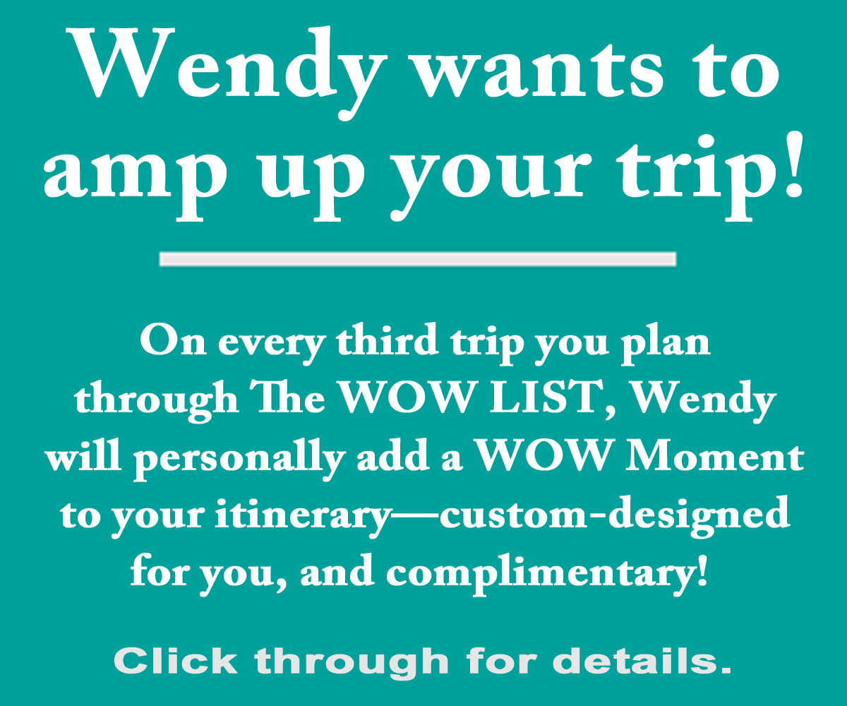 the 2017 wow list wendy u0027s trusted travel experts wendy perrin