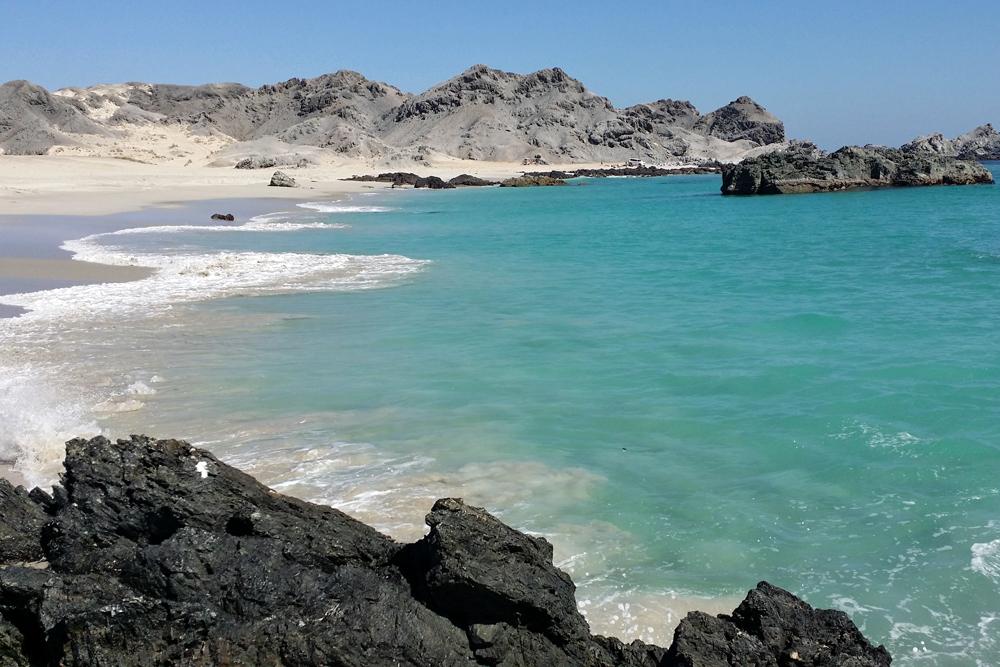 Gulf of Oman, near Ras al Madrakah