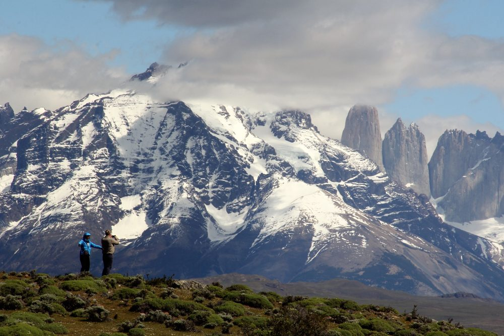 Torres del Paine National Park, Patagonia, Chile. Photo: Southwind Adventures