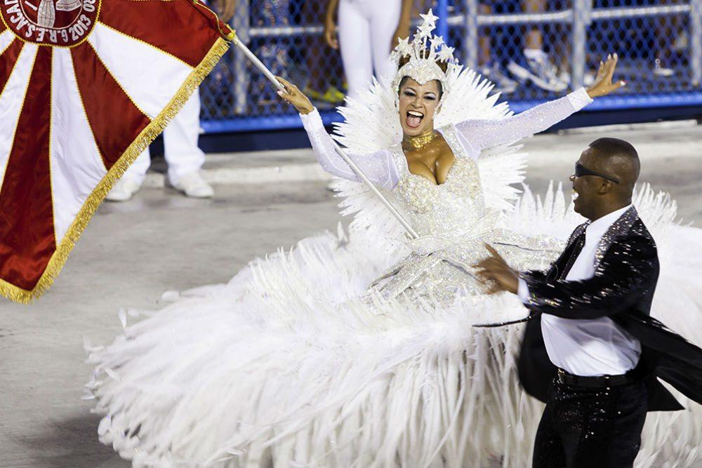Carnaval, Rio de Janeiro.