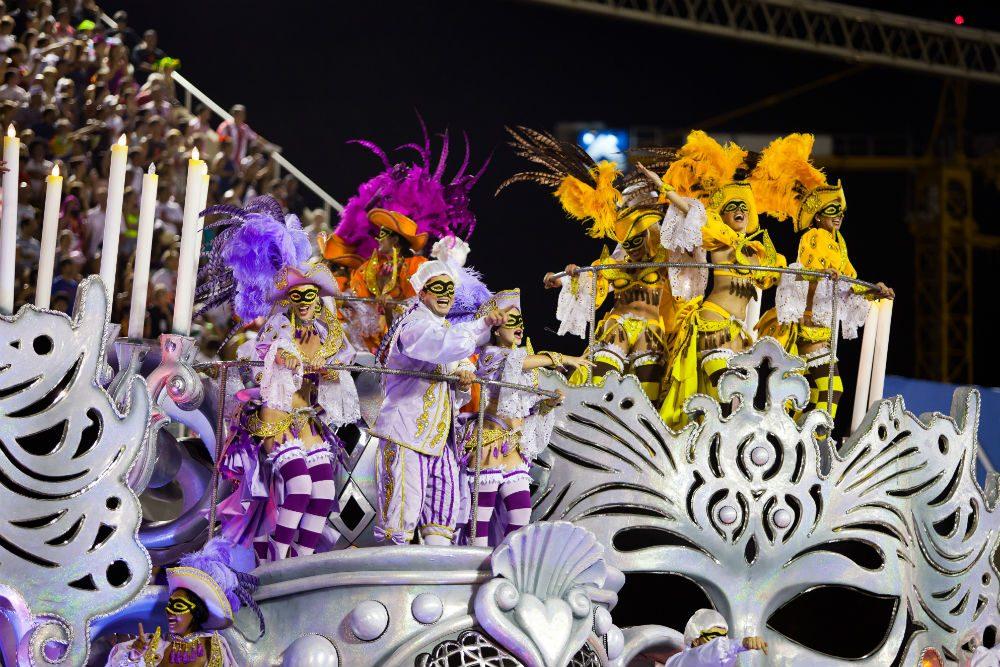Carnaval, Rio de Janeiro. Photo: Matuete