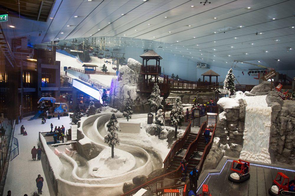 Ski Dubai Mall of the Emirates