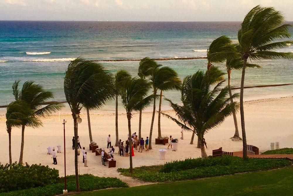 Grand Velas Riviera Maya beach