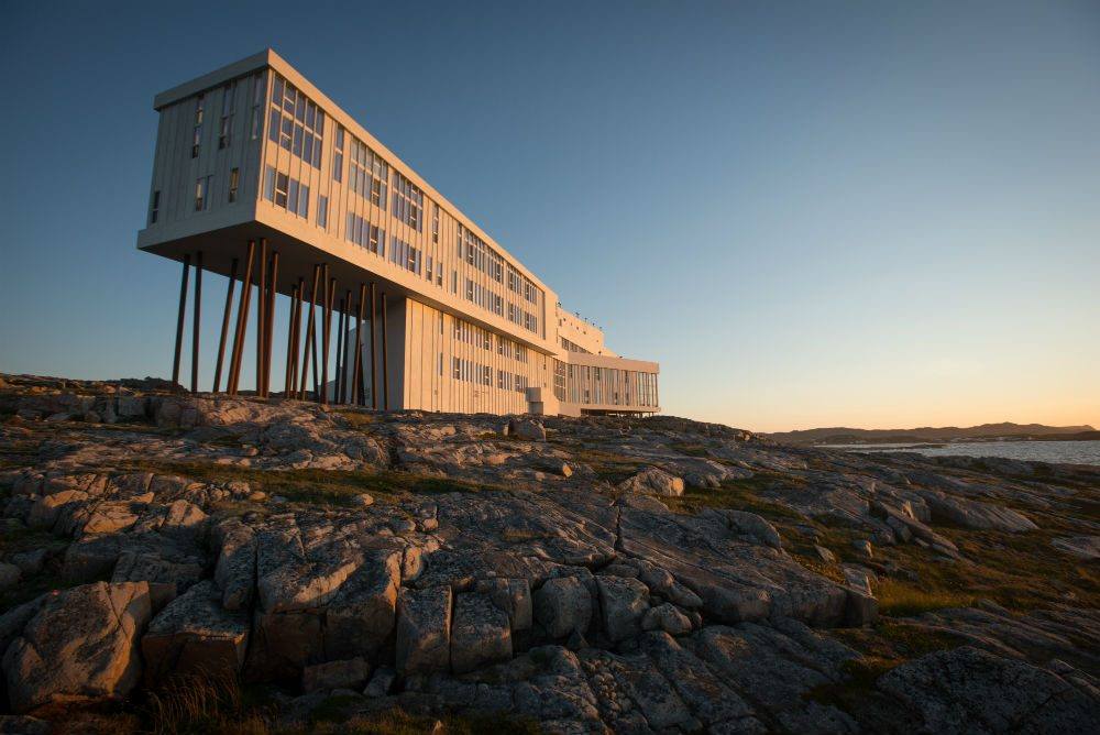 Fogo Island Bed And Breakfast