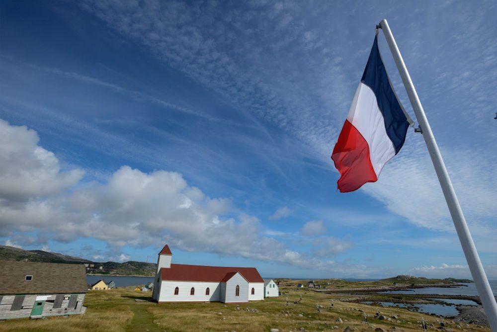 Saint-Pierre et Miquelon L'Ile Aux Marins